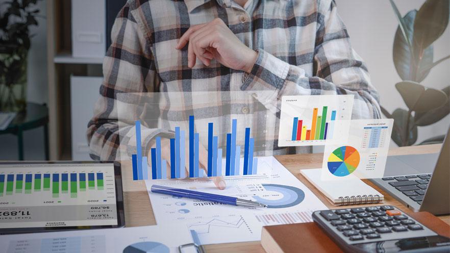 شاخه های حسابداری و انواع آن